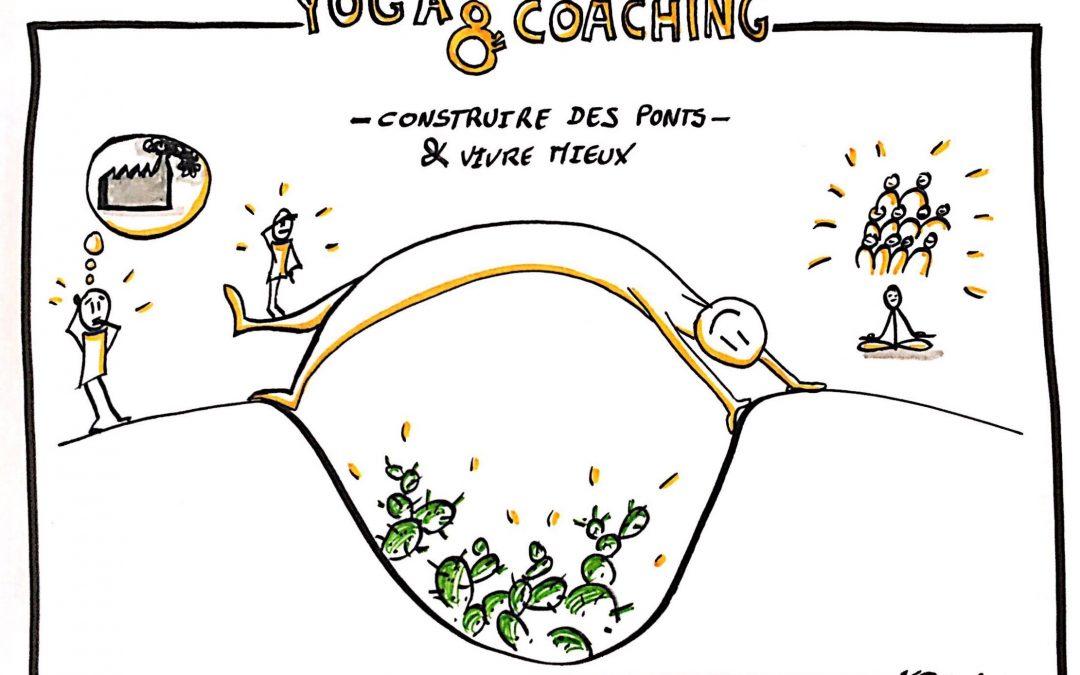 Yoga et coaching : construire des ponts et vivre mieux